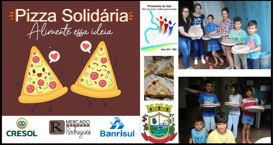 Pizza solidria